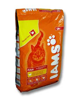 Granule Iams Cat R/I Chicken 10kg