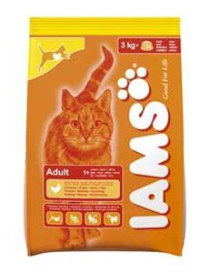 Granule Iams Cat R/I Chicken 3kg