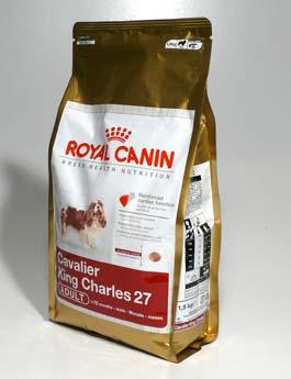 Granule Royal Canin Breed Kavalír King Charles 1,5kg