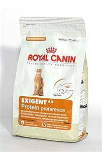 Granule Royal Canin kom. Feline Exigent Protein 400g