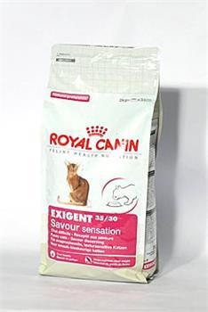 Granule Royal Canin kom. Feline Exigent Savour 2kg