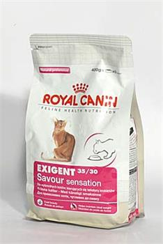 Granule Royal Canin kom. Feline Exigent Savour 400g