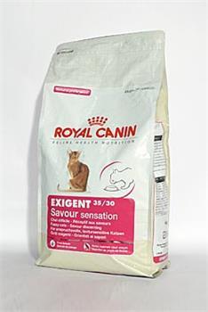 Granule Royal Canin kom. Feline Exigent Savour 4kg
