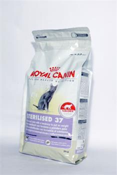 Granule Royal Canin kom. Feline Sterilised 2kg