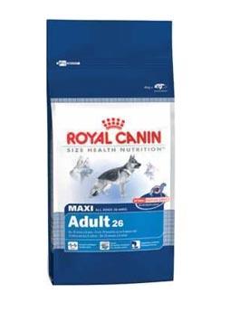 Granule Royal Canin kom. Maxi Adult 15kg