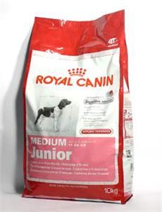 Granule Royal Canin kom. Medium Junior 15kg