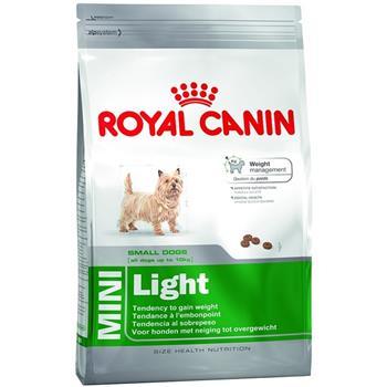 Granule Royal Canin kom. Mini Light 2kg