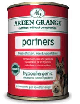 Konzerva Arden Grange Canned Dog Chicken 395g