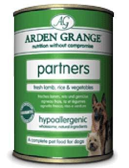 Konzerva Arden Grange Canned Dog Lamb 395g