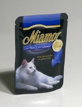 Konzerva Miamor Cat Filet kapsa tuňák+kalam.100g