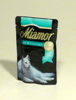 Konzerva Miamor Cat Ragout kapsa králík 100g