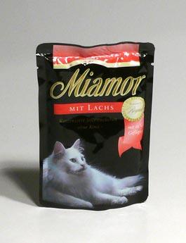 Konzerva Miamor Cat Ragout kapsa losos 100g